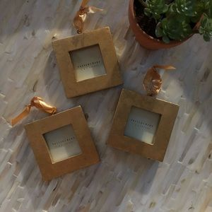Ornament frames set of 3